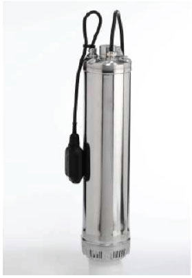 Close-Coupled Submersible Pumps