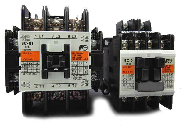 Magnetic Contactors amp Thermal Overload Relays Al Rawan