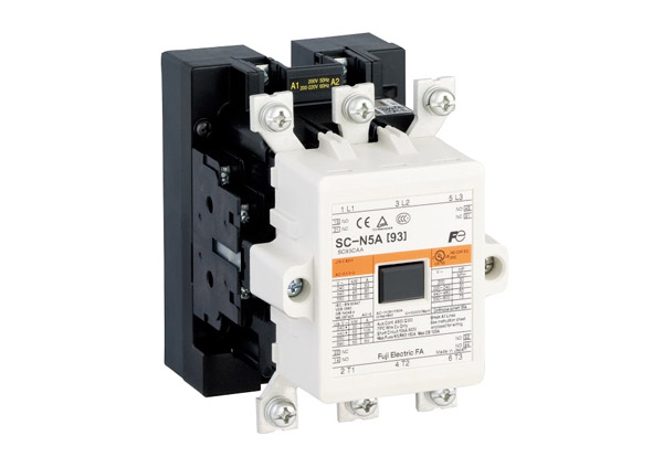 Magnetic Contactors & Thermal Overload Relays