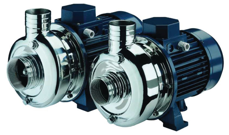 Surface Centrifugal Stainless Steel Pumps