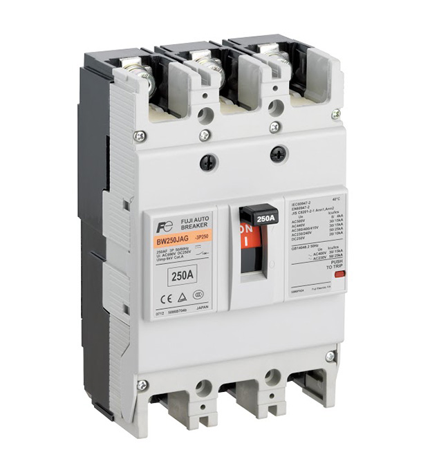 Molded Case Circuit Breakers BW250JAG