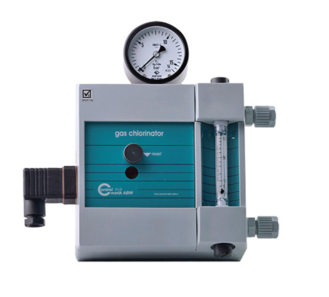 Chlorination Vacuum Regulators
