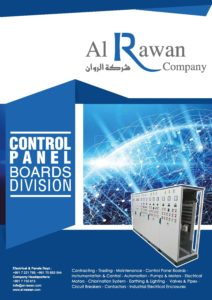 Al Rawan-Control Panels Brochure – Al Rawan Company